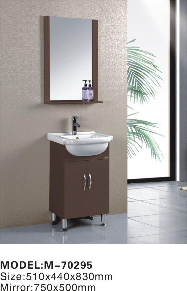 floor standing pvc bathroom cabinet vanity furniture buy wood