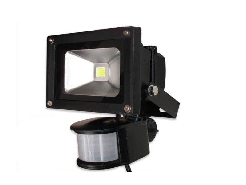 10w 20w 30w 50w 70w Waterproof Ip65 Pir Motion Sensor Led Floodlight
