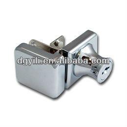 Evergood Brand 419 Cabinet Sliding Glass Door Push Lock With Key ...