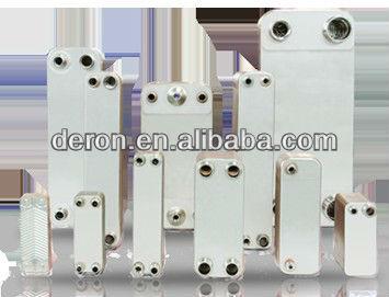Deron Air To Water Heat Pump Under Floor Heating System