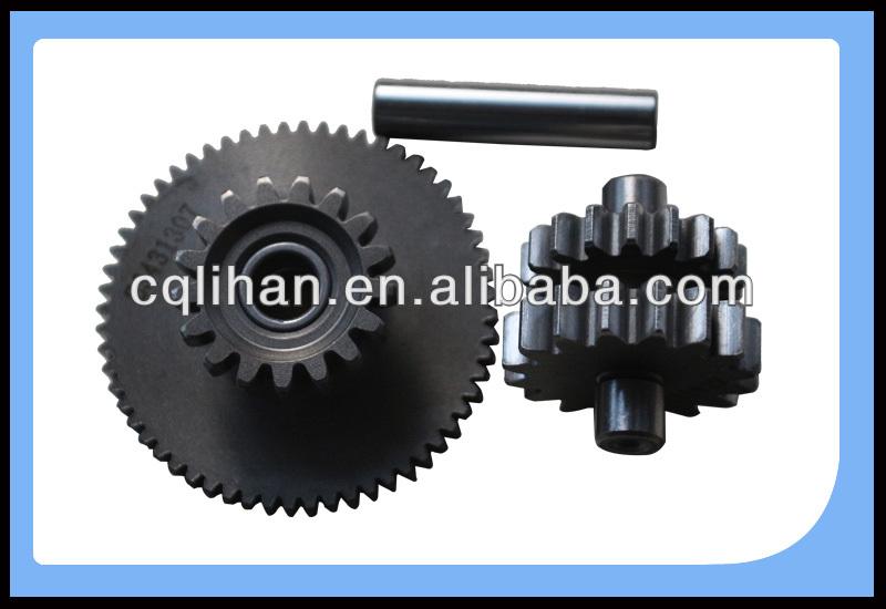 200cc Zongshen Engine Parts -duplex Gear/ Duplicate Gear/ Dual Gear For  Starter Motor - Buy Zongshen Engine Parts,Dual Gear,Duplex Gear Product on