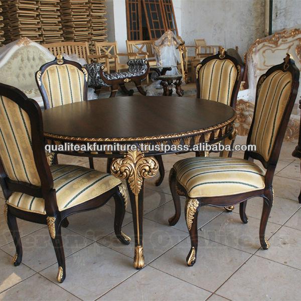 Antico Tavolo Da Pranzo Set Mogano Tavolo Da Pranzo Rotondo 4 Sedie Buy Tavolo Da Pranzo Set Antico Sala Da Pranzo Set Sala Da Pranzo Set Product On Alibaba Com