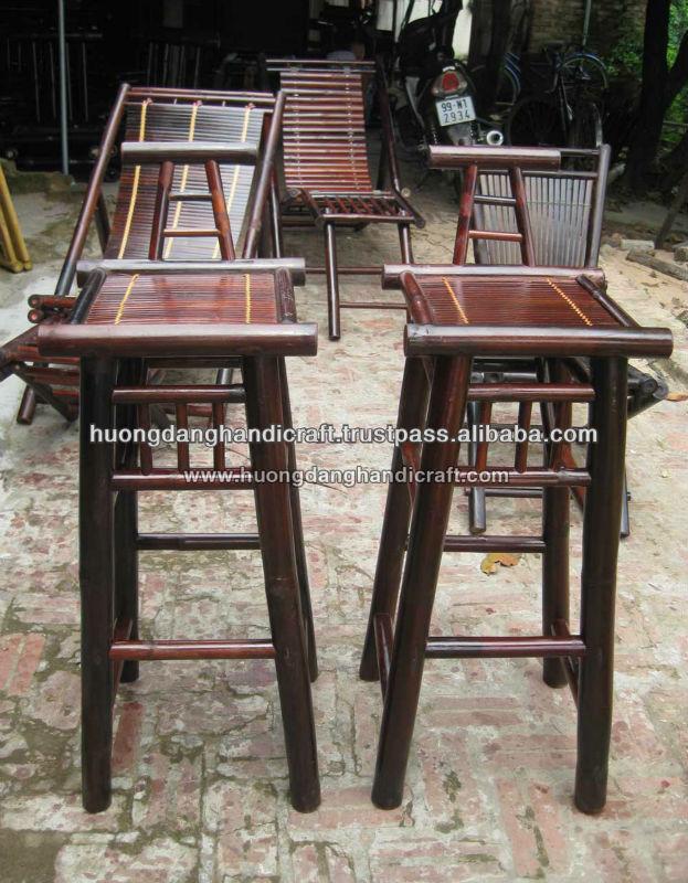 720+ Desain Kursi Meja Dari Bambu HD