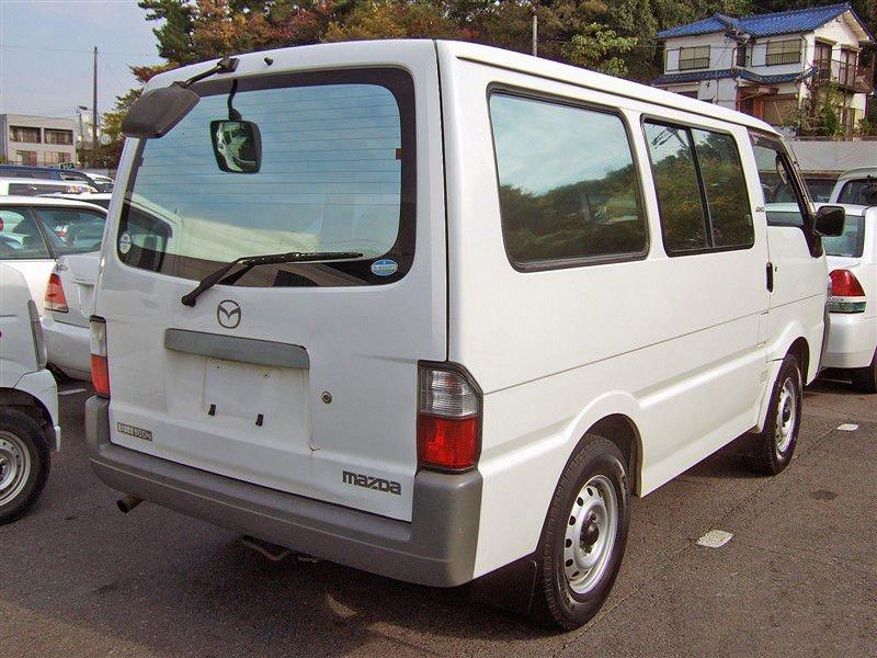 2003 Mazda Bongo Van Tc Sk82m Used Car From Japan