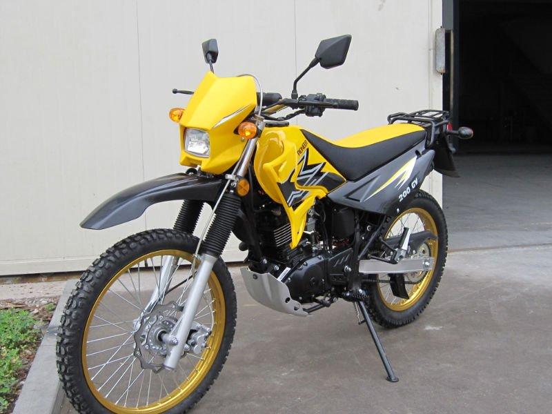 200cc Supermoto Dirt Bike Buy Supermoto Off Road Motorbike
