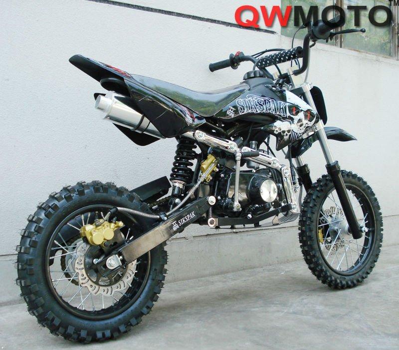 50cc 110cc 125cc Dirt Bike Pit Bike Motocross De Course ...