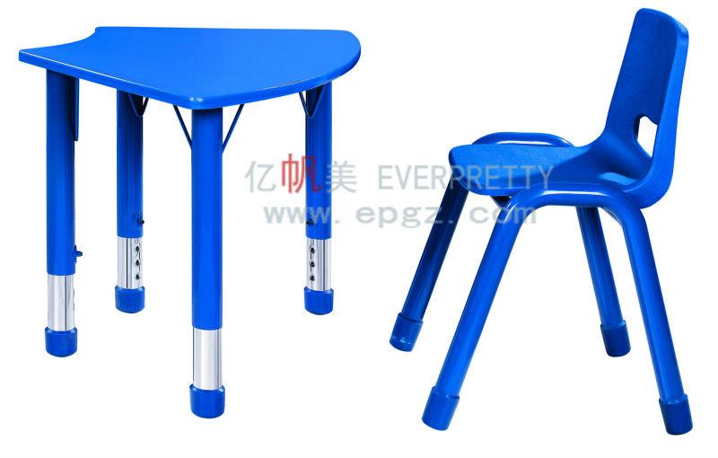 Table ronde pour enfants meubles cole maternelle chaise - Chaise pour table ronde ...