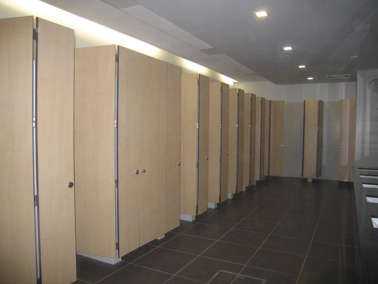Mag High Pressure Laminate Phenolic Resin Board Toilet Cubicles ...
