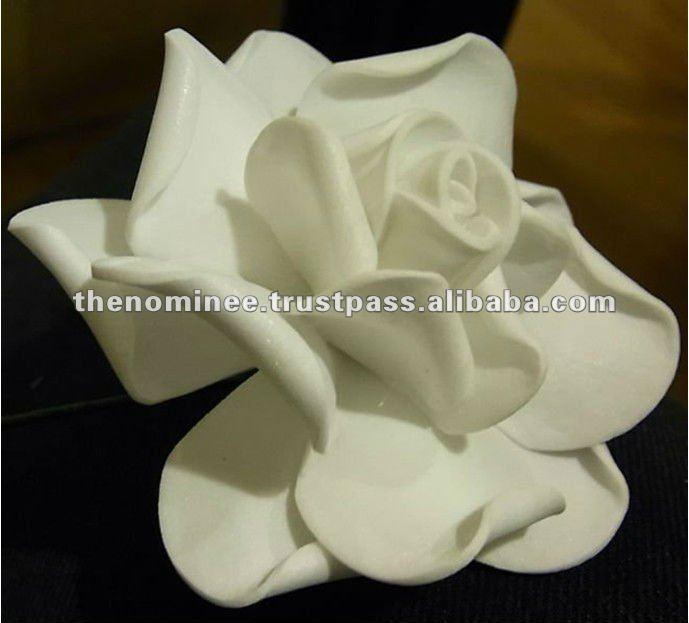 Handmade Artificial Foam Gardenia Decorative Flower