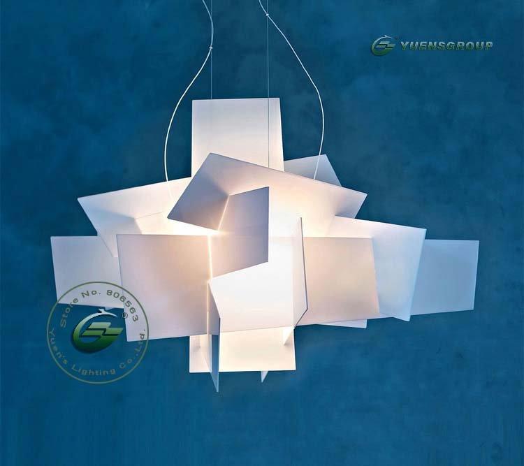 Wholesale Dia 60cm Modern European Fixture Foscarini Big Bang Chandeliers Lighting Art Pandant