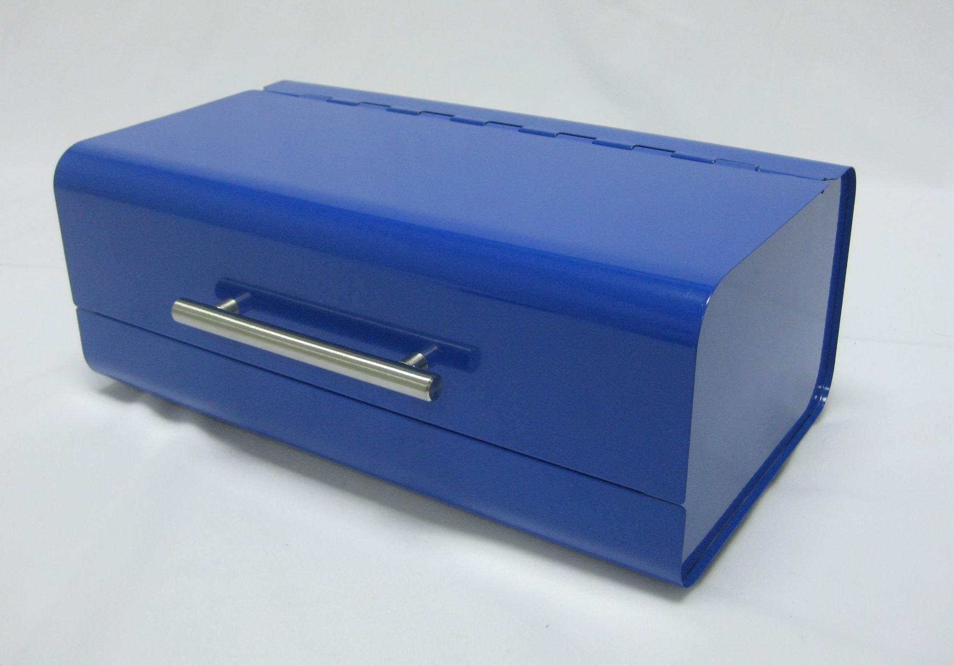 modern lfgb rectangular bread box storage metal handle  buy  - modern lfgb rectangular bread box storage metal handle