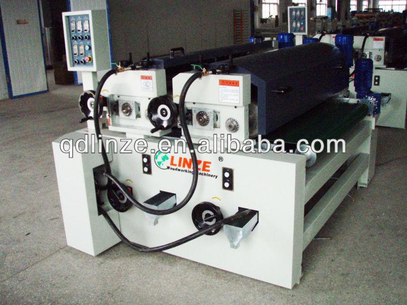 uv floor coating machine