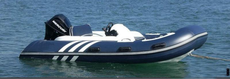 Liya Luxury Rib 330 Mini Speed Boats Sale Motor