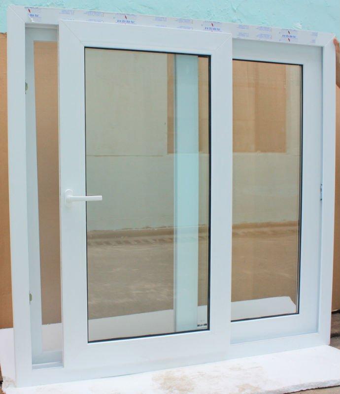 Pvc window grills design for sliding windows buy pvc for Vertical sliding window design