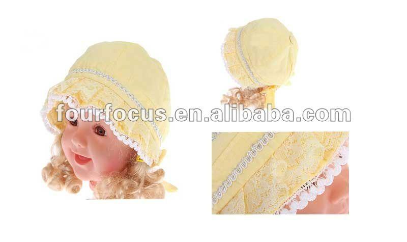 94bb774fbd3 New Baby Summer Woven Hat baby Sunhat - Buy Baby Summer Flower Hat ...