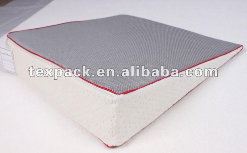 Triangle Shaped Memory Foam Leg Pillow,Knee Support Cushion