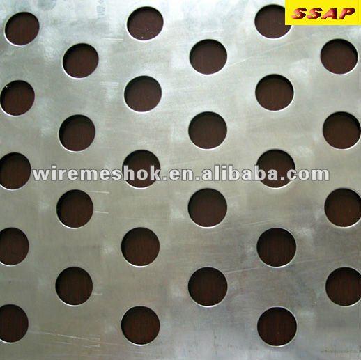 Galvanized Steel Ingot Distributor Belarus: Zinc Coated Iron/metal/steel Punching Sheet/pipe