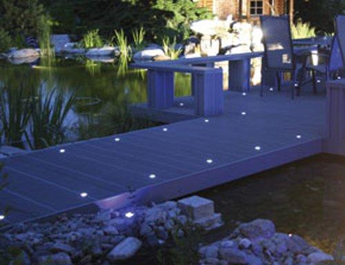 Landscape Outdoor Inground Led Rgb Concrete Floor Lights Light Product On Alibaba
