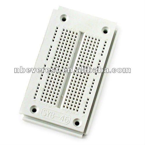 Mini prototipado rápido Electrónica Protoboard sin Soldadura Placa a granel