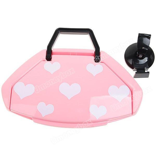 portable corbeille pliable sac cintre avec ventouse pour la maison cuisine porte mur dans sacs. Black Bedroom Furniture Sets. Home Design Ideas