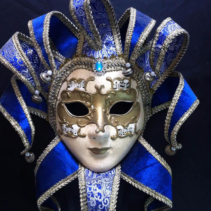 Brazilian Carnival Mask Venice Paper Full Face Masks ...