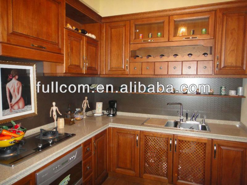 classic cherry solid wood kitchen cabinet door buy