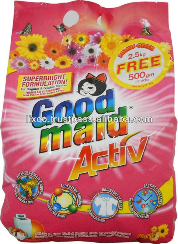 Goodmaid Detergent Powder Floral View Detergent Powder