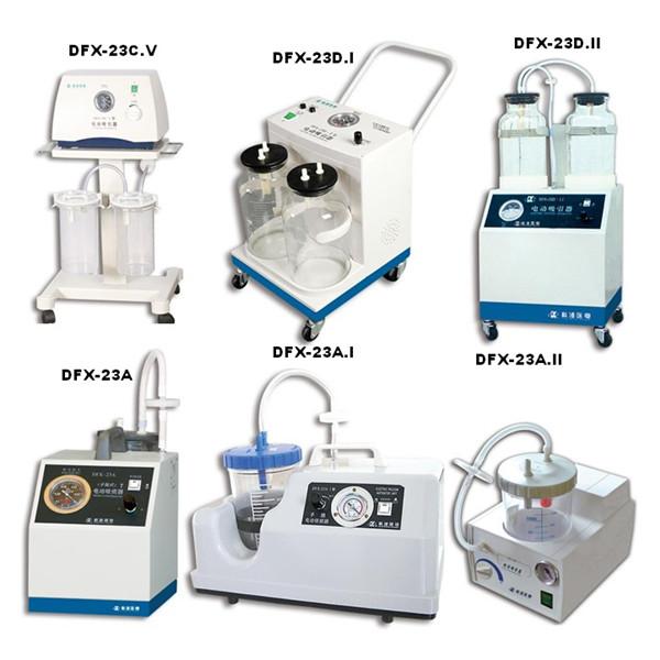 Medical Vacuum Extractor Machine ~ Dfx c iii medical vacuum extractor surgical suction