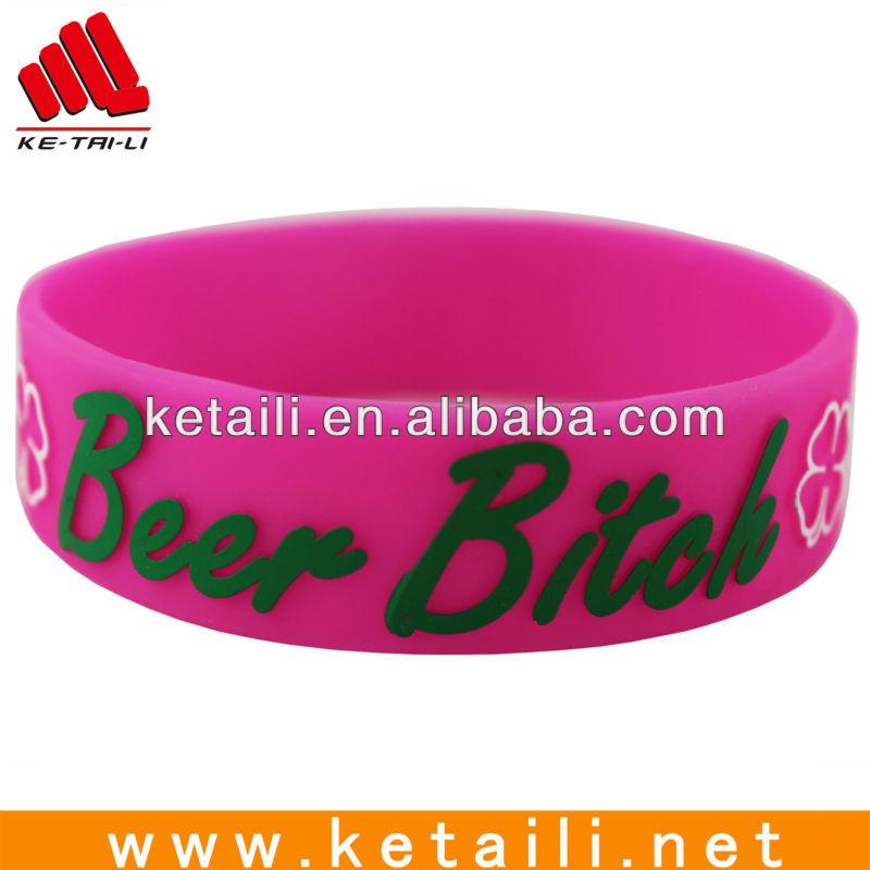 Customized Silicone Bracelets 107