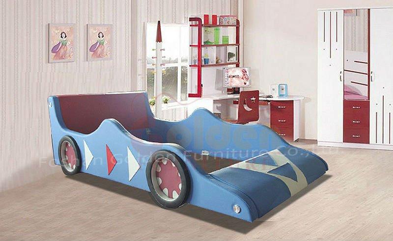 adolescente moderno muebles muebles camas azul kids nios jeep cama