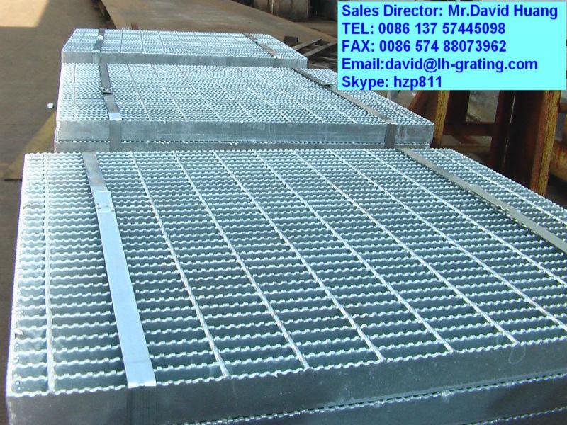 Galvanized Safe Steel Grating,galvanized Safe Floor Grilles,galvanised Safe  Floor Steel Lattice
