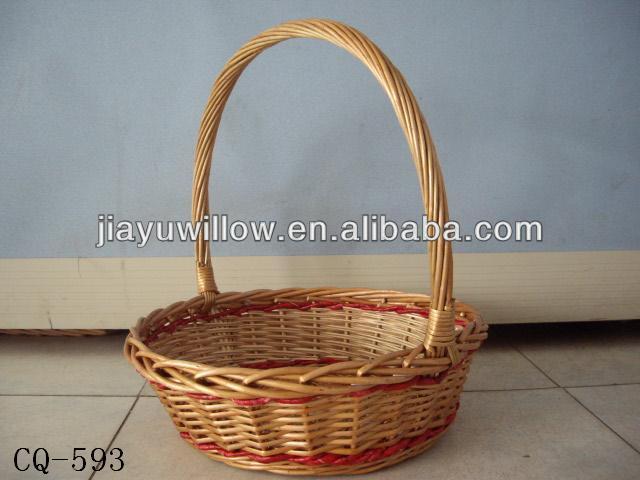 Handmade wedding fruit basket decoration chrismas gift basket handmade wedding fruit basket decoration chrismas gift basket easter egg basket negle Image collections