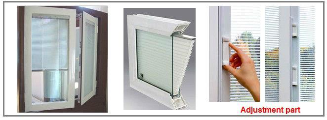Opening 180 Degree Aluminum Casement Windows With Casement