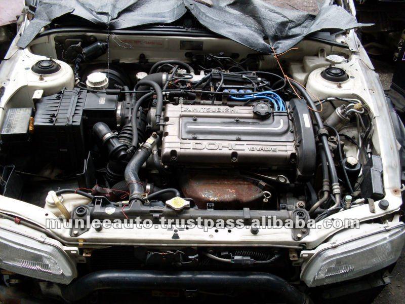 High Quality Used Japan Engine For Car Mitsubishi Evolution 1,2,3 ...