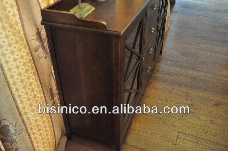 Credenza Da Cucina In Spagnolo : Di lusso spagnolo in legno stile sala da pranzo credenza buy