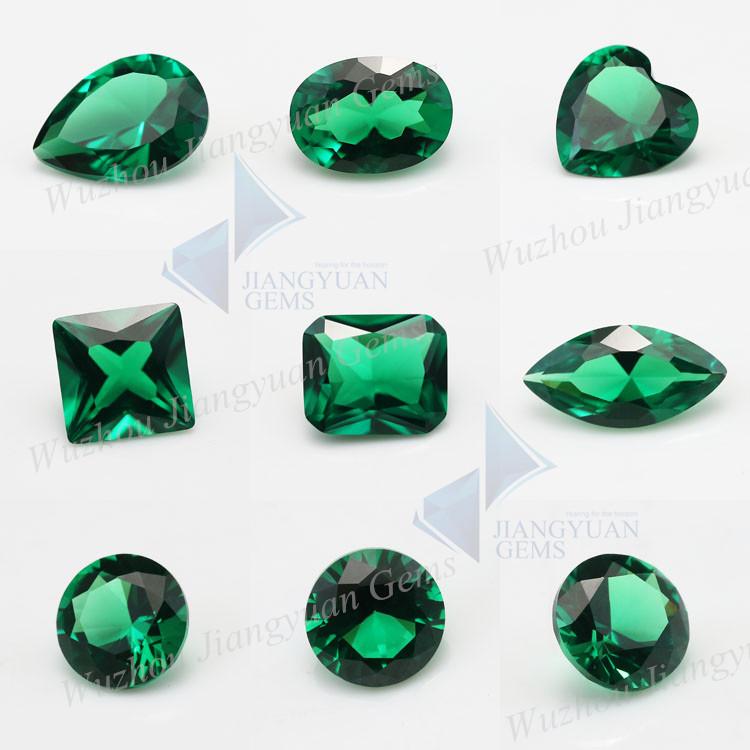High-class Nano Green Spinel Elegant Style Gemstone Wholesale ...