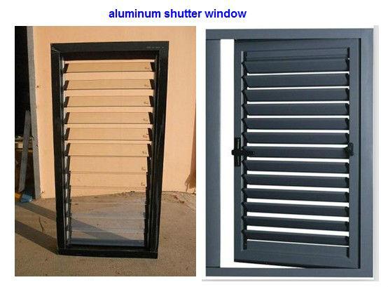 Ventana de aluminio con persiana good ventana de aluminio for Ventanas con persianas incorporadas