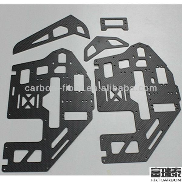 Carbon Fiber Laminated Composite Sheets Panel Plate