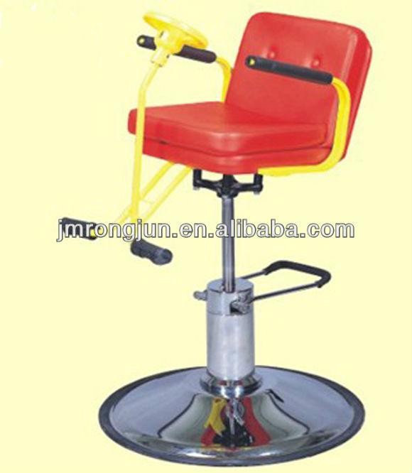 Cute hydraulic pump adjust children hair salon equipment for Salon equipment for sale cheap