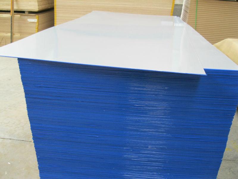 Decorative aluminum coated plywood buy faced
