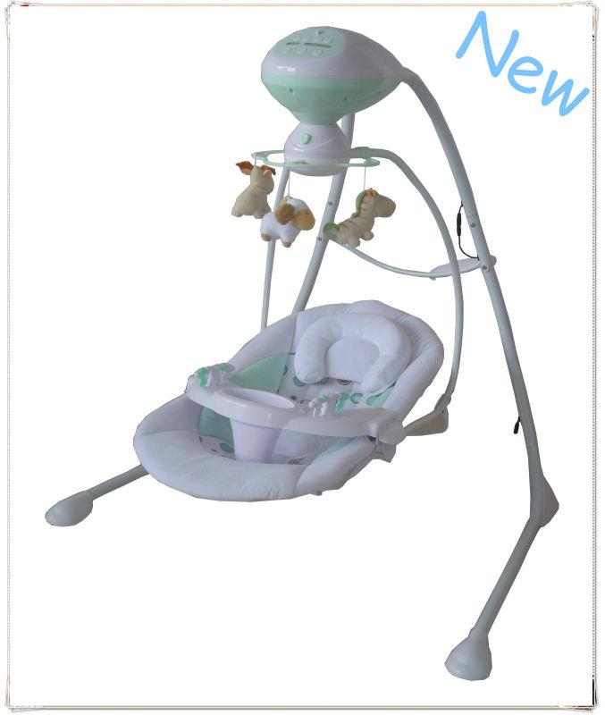 Baby Schommel Bed.Baby Schommel Hangmat Elektrische Schommel Bed Baby Wieg Schommel