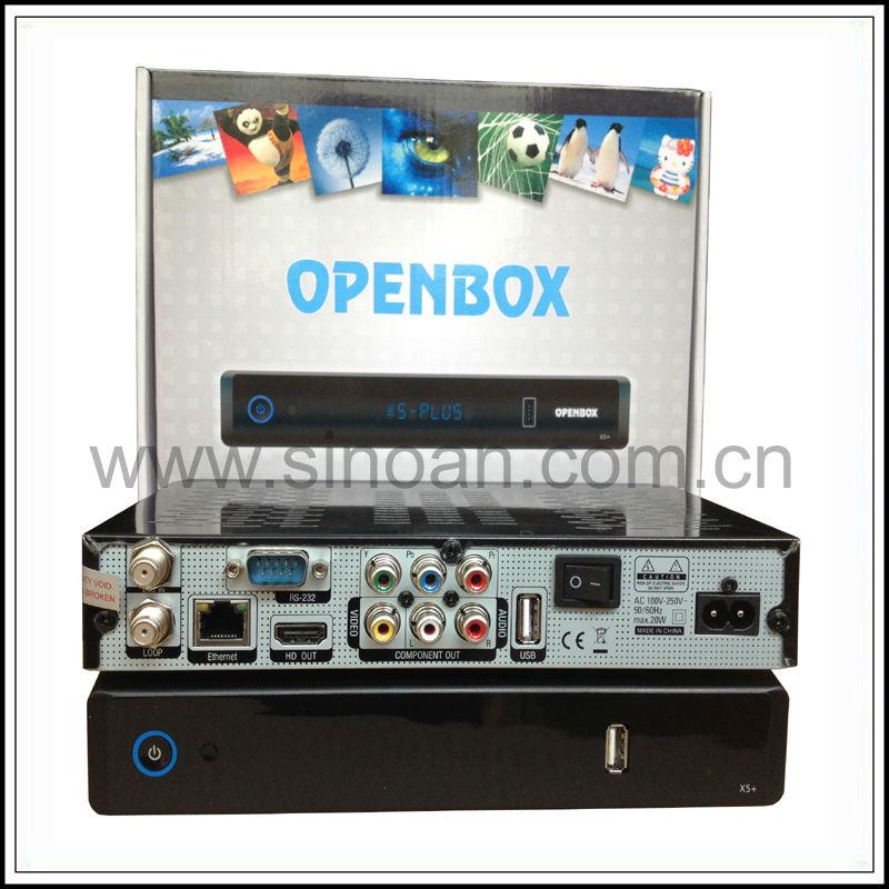Программы для openbox x5