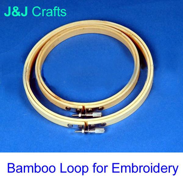 Embroidery loop makaroka