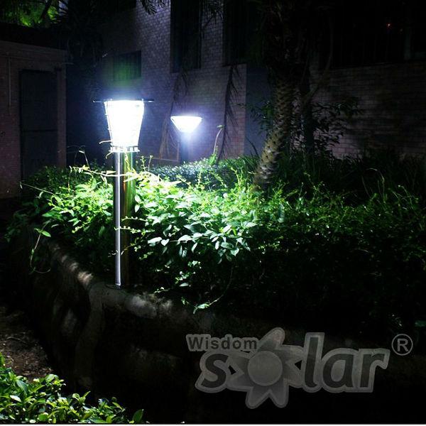 Solar Light Type And Ip65 Solar Lawn Light For Garden Stainless ...