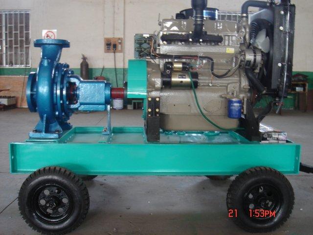 Deutz ricardo diesel engine pump for irrigation buy for Diesel irrigation motors for sale