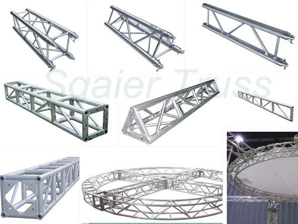 Aluminum stage truss for concert outdoor mini dj truss for Buy truss