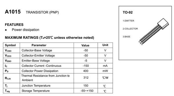 948174039_890 A Datasheet Pnp Transistor on circuit symbol, how use, amplifier circuit, energy band, gain circuit,