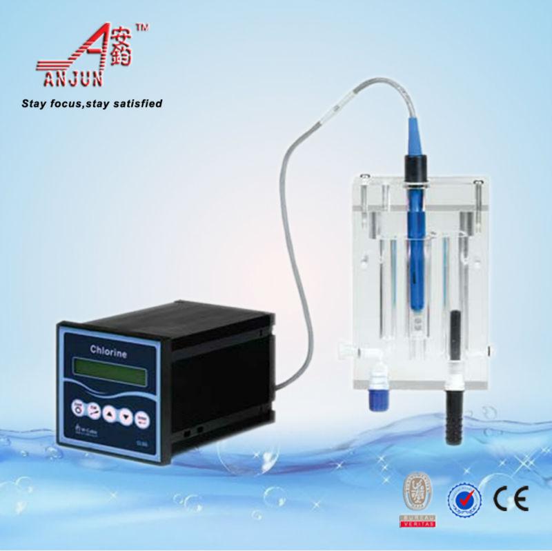 Drinking Water And Swimming Pool Free Chlorine Analyzer Residual Chlorine Meter Chlorine Sensor