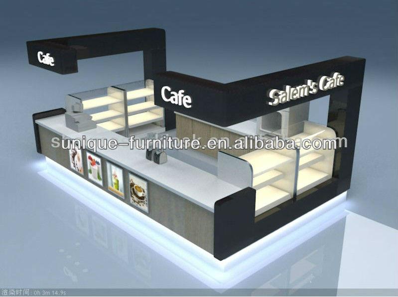 2014 Modern Coffee Store FurnitureMobile Coffee Espresso Kiosk Design Buy