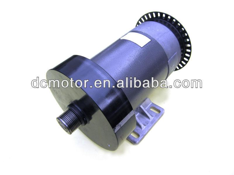 2hp Electric 90v 110v 180v 220v Dc Treadmill Motor For